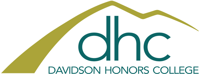 davidson honors college logo