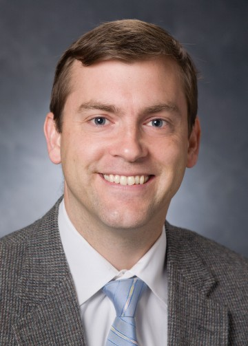 Meet Brock Tessman, the new Dean of the Davidson Honors College!